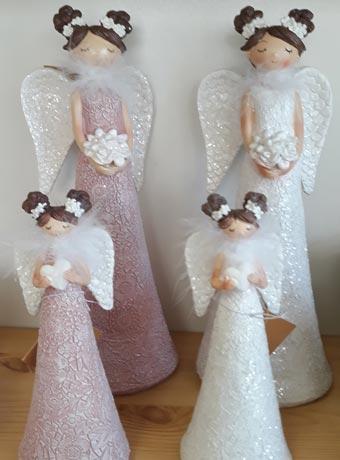 Kvety Darinka - Dekoracia - anieli